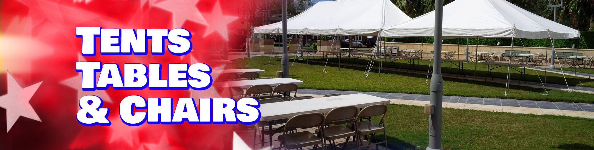 tent and party rentals McAllen TX