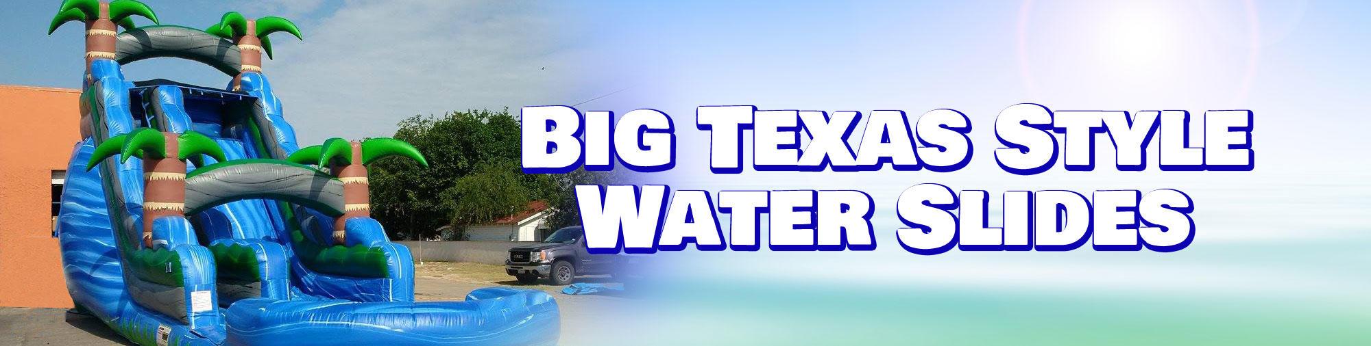water slide rentals McAllen TX