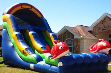 water slide rentals McAllen