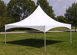 20 x 20 Cable Tent