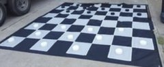 Jumbo Checkers Game