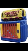 Connect 4 Basketball Game
