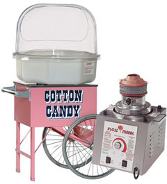 Super Floss Cotton Candy Machine