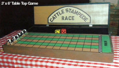 Cattle Race Table Top