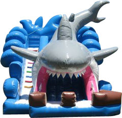 Shark Attack Slide Dry