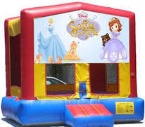 Princess Sofia The First Bounce
