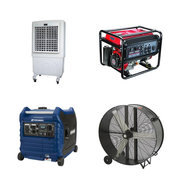 Generators, Fans, and Extras