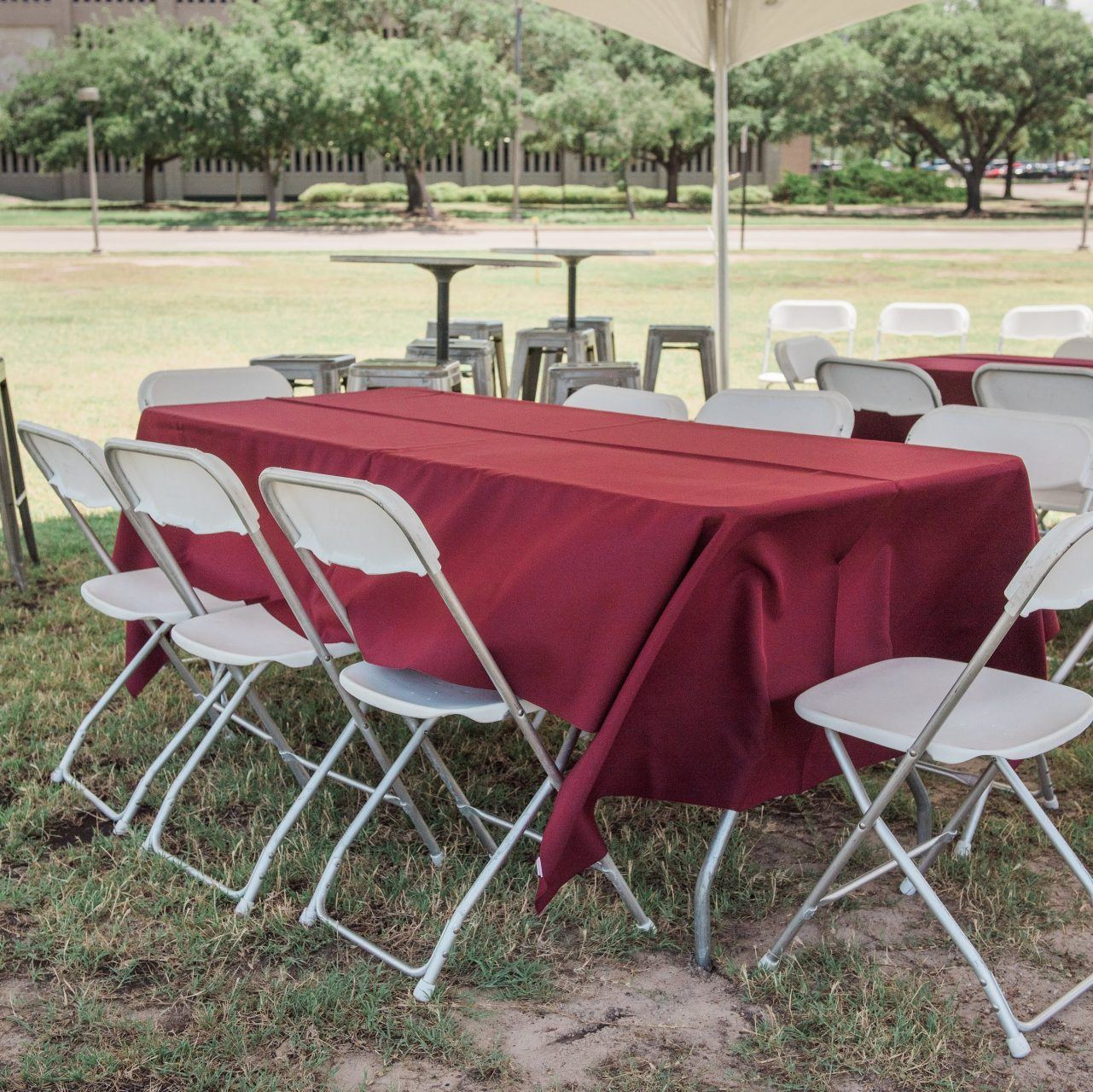 table and chair rentals for weddings jackson ms