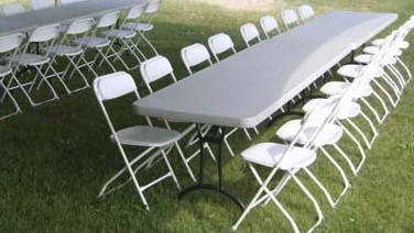 table and chair rentals jackson ms
