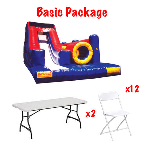 Ninja Challenge Basic Package
