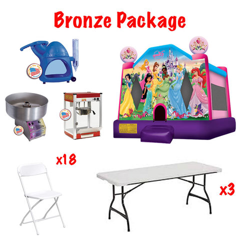 Princess Bronze Package
