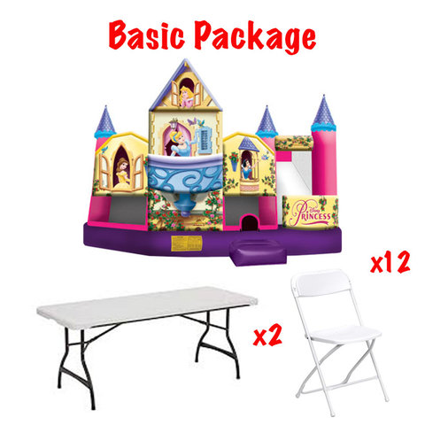 Princess Combo Basic Package