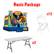Justice League Basic Package