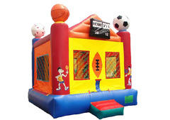 Sports Bounce House (Medium)