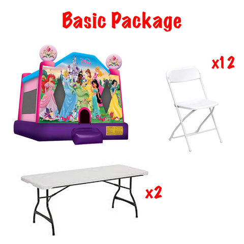 Princess Basic Package