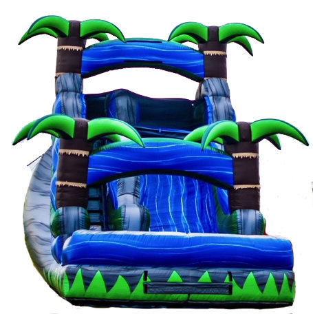 16' Rocky Springs Water Slide