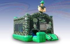 Sergeant FunZone Combo Bouncer