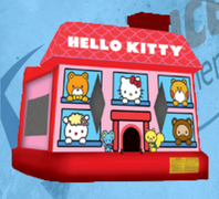 Hello Kitty 3D Bounce