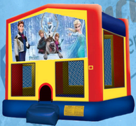 Frozen Bounce House A