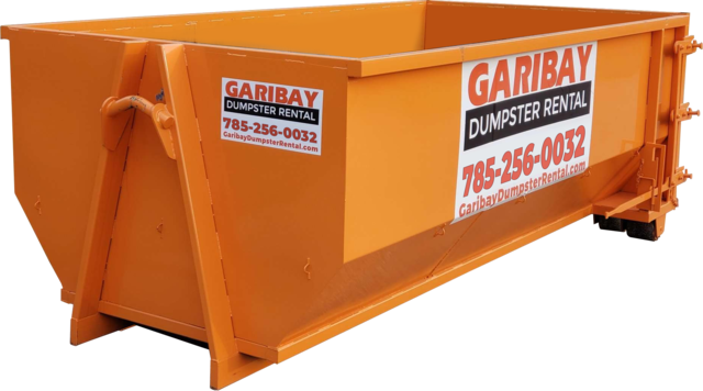 12 yard dumpster manhattan ks