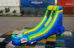 35' Long Big Splash Water Slide