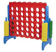 Giant Connect Four - Add On to any rental