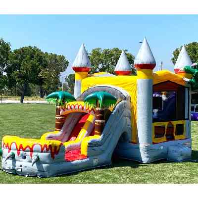 Water slide rentals from GatorJump.com