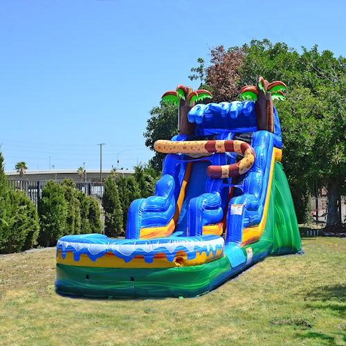 jaguar water slide rental