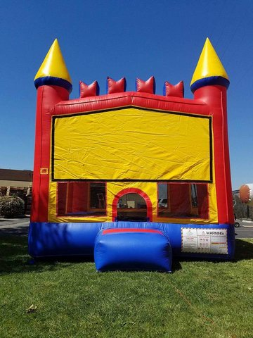 Crazy Bounce Castle