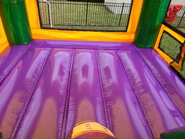 The Big Easy Combo Bounce House Combo