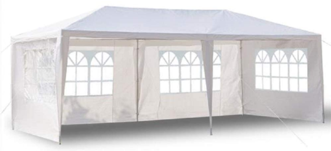 white tent rental fort myers