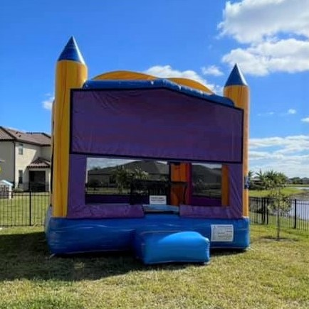 bounce house rentals fort myers florida