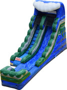 The Blue Wave Water Slide (16ft)