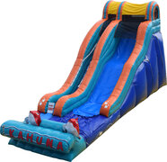 The Big Kahuna Water Slide (17ft)
