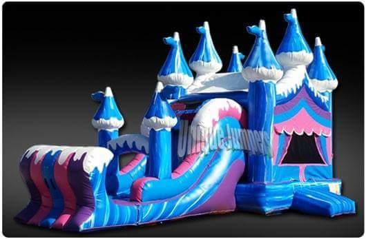 Princess Ice Castle