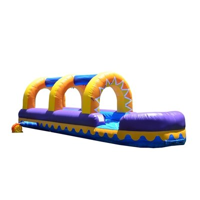 New purple slip and slide