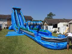 33ft Tsunami Slide w/Slip and Slide