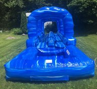 Blue Crush Slip and Slide