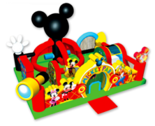 Mickey Clubhouse Playland