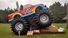 Monster Truck Combo Wet