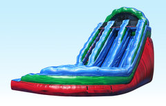 18ft Watermelon Water Slide