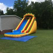 18ft Sunburst slide
