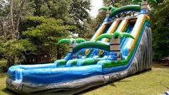 22ft Tropical Falls Water Slide