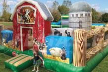 Farmyard Kiddie Playland