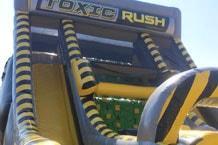 Toxic Rush Slide