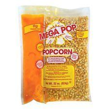 Popcorn Supply Pack-12 Servings
