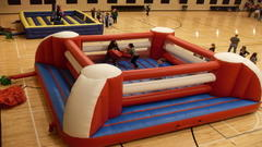 Bounce N Box/ Bounce House Combo
