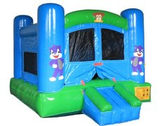 TODDLER BOUNCE HOUSES