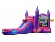 Princess Bounce & Slide