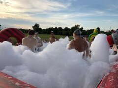 Foam Party - With Pit